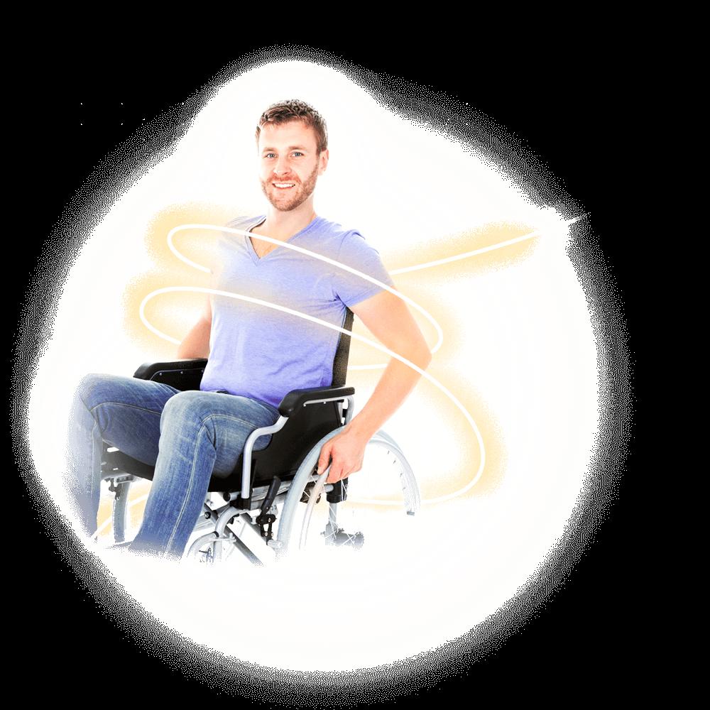 Personne<br /> handicapée - Accessibilité PMR